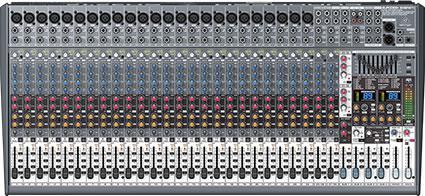 百灵达 sl3242调音台电路图